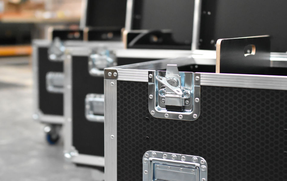 GP Roatrunk Flightcases